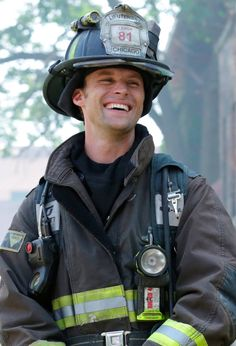 Chicago Fire: Having a good laugh... | Shared by LION