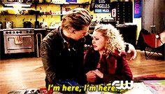 The Carrie Diaries | Sebastian & Carrie <3
