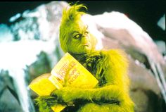 the GRINCH!