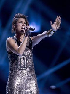 Barei of Spain sings Say Yay!