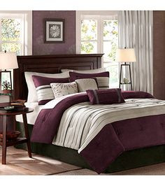 Palmer 7-pc. Comforter Set by Madison Park® * | Younkers