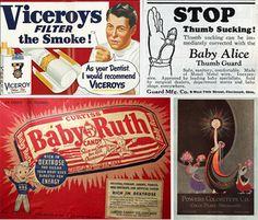 1920s Vintage Ads: Marketing in a Roaring Post-War World | WebUrbanist