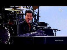 Lionel Richie 1, Easy, Festival de Viña del Mar 2016