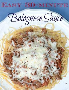 Bolognese Sauce in Thirty Minutes with the Breville Fast Slow Pro-Giveaway - Mommy Kat and Kids Using A Pressure Cooker, Instant Pot Pressure Cooker, Pressure Cooker Recipes, Breville Fast Slow Pro, Quick Easy Meals, Easy Dinner Recipes, Easy Bolognese Sauce Recipe, Power Cooker Plus, Smoothie