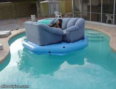 A new take on Floaties.