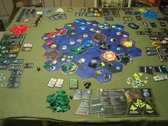 Twilight Imperium (Third Edition) | Image | BoardGameGeek