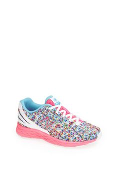 Seriously too awesome!!! New Balance '890 - Ice Cream' Sneaker (Toddler & Little Kid) | Nordstrom Stilettos, Gym Wear, Shoes Outlet, Cute Shoes, Me Too Shoes, Shoe Game, Sport, Ice Cream Sneakers, Shoe Closet