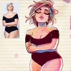 Artista transforma estranhos em personagens de mangá! - O Verso do Inverso