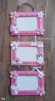Diy Crafts For Girls, Diy Home Crafts, Diy Arts And Crafts, Baby Crafts, Art N Craft, Craft Stick Crafts, Photo Frame Crafts, Paper Crafts Origami, Mothers Day Crafts