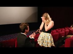 """Man re-creates Magic! """"Rude"""" music video and proposes to girlfriend in packed theater 