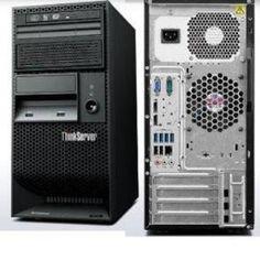 Lenovo ThinkServer TS140 70A4000HUX i3-4130 3.4GHz Server Desktop Computer - http://tulip-ego.com/computers/lenovo-thinkserver-ts140-70a4000hux-i3-4130-3-4ghz-server-desktop-computer-2/