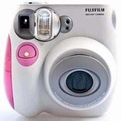FujiFilm Instax Mini 7S Instant Camera Pink