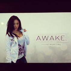 """Women's """"Awake"""" hoodie"""