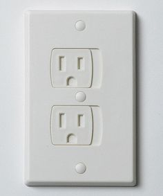 Another great find on #zulily! Off-White Outlet Guard - Set of Four by Parent Units #zulilyfinds