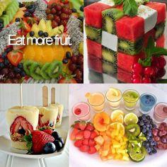Eat more fruit.