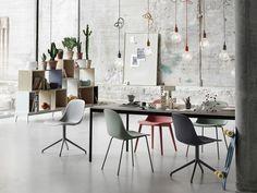 Schön FIBER SIDE Sedia Collezione Fiber By MUUTO Design Iskos   Berlin
