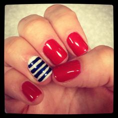 4th of July - shellac