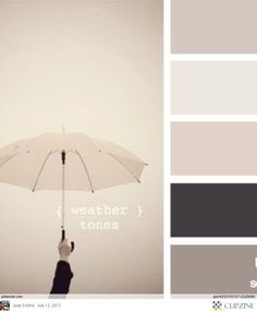 Weather tones