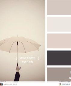 Weather tones
