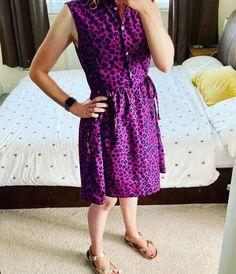 Such a great #honeycombdress made by amummateursewist Rebekah! #cocowawapatterns #sewing Pdf Sewing Patterns, Dress Patterns, Shirt Dress Pattern, Bodice, Peplum, Casual, Shirts, Dresses, Fashion