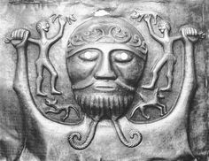celtic God Dagda or Daghda by petrus.agricola, via Flickr