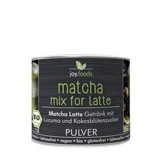 Matcha Mix for Latte Bio