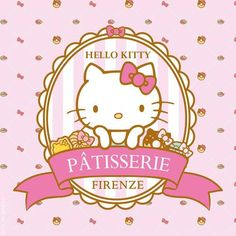 Would anyone like a sneak peek of the Hello Kitty Patisserie...? Hello Kitty, December 2016