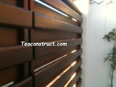 Modele porti din lemn Stairs, Pallets, Outdoor, Home Decor, Outdoors, Stairway, Decoration Home, Room Decor, Staircases