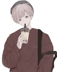 Uploaded by Find images and videos about boy, art and anime on We Heart It - the app to get lost in what you love. Cute Anime Character, Cute Characters, Anime Characters, Character Art, Character Design, Anime W, Yandere Anime, Anime Guys, Anime Boy Zeichnung