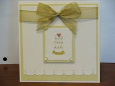 50th Wedding Anniversary card by moster - Cards and Paper Crafts at Splitcoaststampers