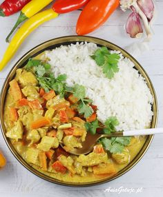 Thai Red Curry, Poultry, Main Dishes, Cooking Recipes, Dinner, Healthy, Ethnic Recipes, Food, Fit Meals