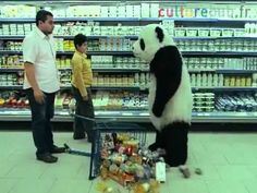 Very funny compilation of ad for Panda Cheese ! Many mor tv commercial at : www.culturepub.fr/