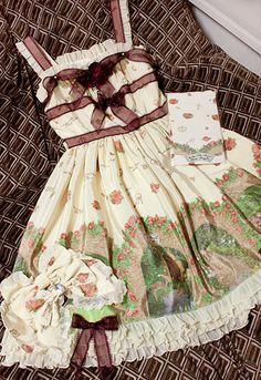 classic lolita   Tumblr want <3