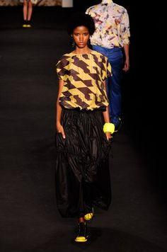 Fashion Rio: Roupas para morar no Verão da Oestúdio