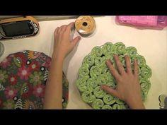 Diaper Cake How-To - YouTube