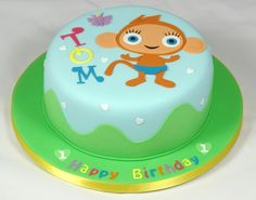 waybuloo birthday cakes - Google Search