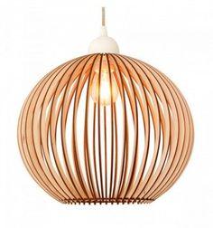 Ikea Pendant Light, Lamp Light, Tumblr Rooms, Digital Fabrication, Blue And Copper, Wood Lamps, Scandinavian Home, Light Fittings, Sweet Home