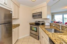 Coastal kitchen in Ocean City. 4201 Coastal Hwy 108, Ocean City, MD 21842 US Bethany Beach Home for Sale - Long & Foster Real Estate, Inc. Maryland & Delaware Beach Real Estate