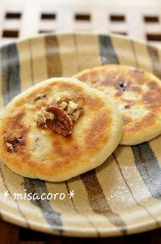 *簡単手作り!韓国の甘いおやつホットック!* | 栄養士*misacoro*のおいしいブログ