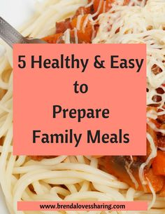 Are You Bored With What You're Making for Dinner, but Don't Have Time to Search for Recipes? Do You Want Easy to Prepare Meals with Simple Ingredients That are Healthy for Your Family? Let Me Plan Your Meals for a Week for FREE! Click image to get the meals!