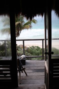 tulum beach shack