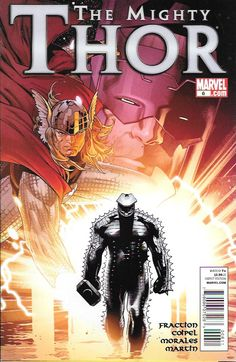 The Galactus Seed 6 : The Proposition __ Written By Matt Fraction , Art And Cover Art Olivier Coipel ,The finale of The Galactus Seed! Odin and Galactus are ready to fight one another to the death and