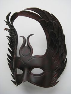 How to make Leather Jewelry and Masks