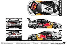 Design Context: Need For Speed / Mazda RX-8 Livery Design