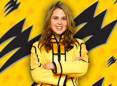 Lily Chilman - RangerWiki - the Super Sentai and Power Rangers wiki