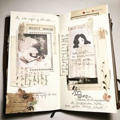 "Bárbara Salas on Instagram: ""Mens sana in corpore sano  #midoritravelersnotebook #mdnotebook #travelersfactory #travelerscompany #tnespaña #loveforanalogue #stationery…"" Junk Journal, Bullet Journal, Smash Book, Weekly Planner, Travelers Notebook, Bujo, Journals, Stationery, Doodles"
