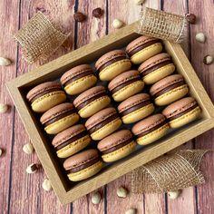 Makronky - náplně z bílé čokolády - Víkendové pečení Mini Cheesecakes, Panna Cotta, Cupcakes, Mascarpone, Dulce De Leche, Cupcake Cakes, Cup Cakes, Muffin, Cupcake