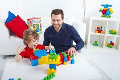 Mega Blocks Childrens Big Building Bag 80 Piece Classic Set Sets Blocs