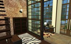 House 28 - Cobertura das Artes - The Sims 4 - Via Sims