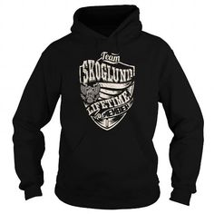 I Love Last Name, Surname Tshirts - Team SKOGLUND Lifetime Member Eagle T shirts